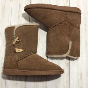 BearPaw Abigail Winter Boots